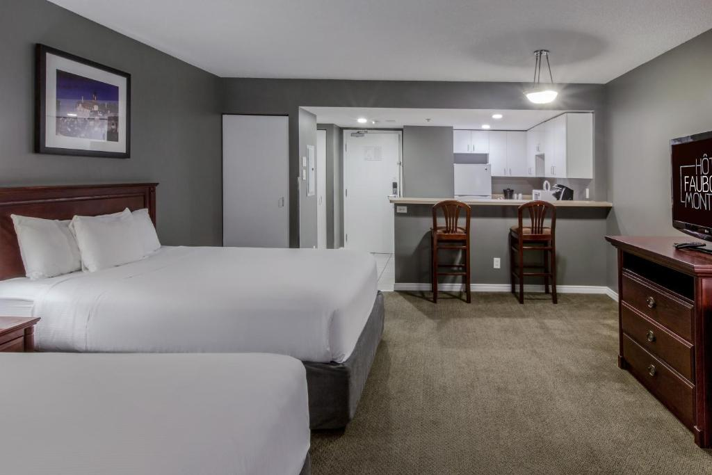 Hotel Faubourg Montreal Centre-Ville Downtown, Montréal – Updated