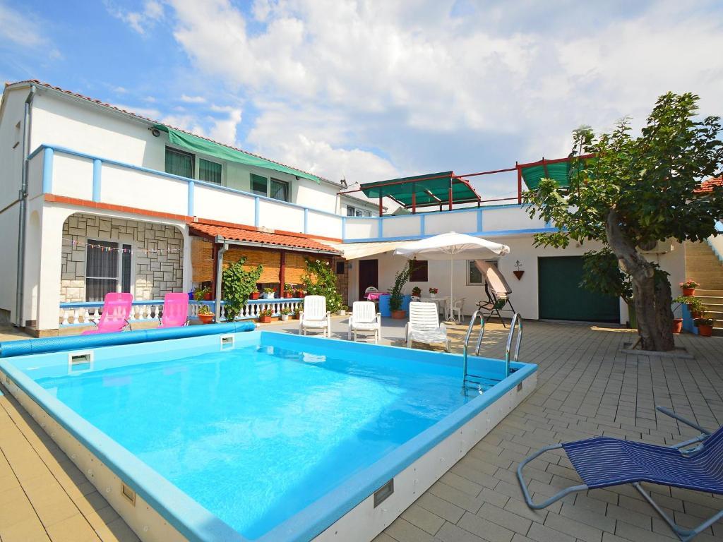 Apartment Mela, Tribunj, Croatia - Booking.com
