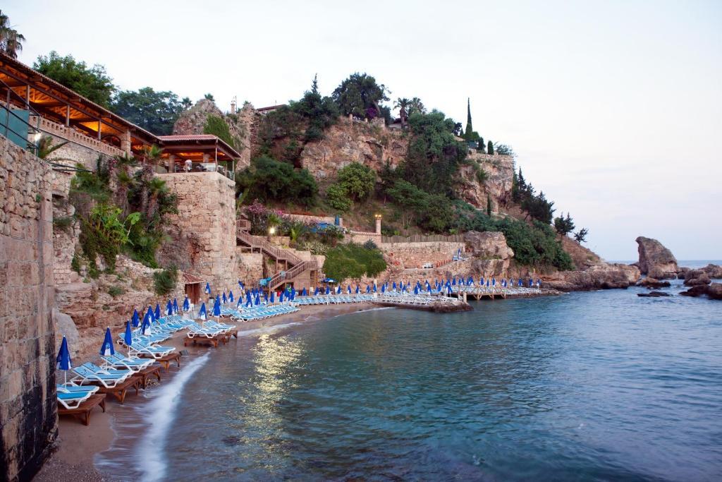 Dogan Hotel Antalya Turkey Booking Com
