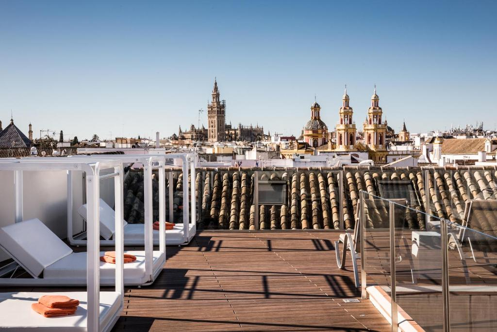 boutique hotels sevilla provinz  228