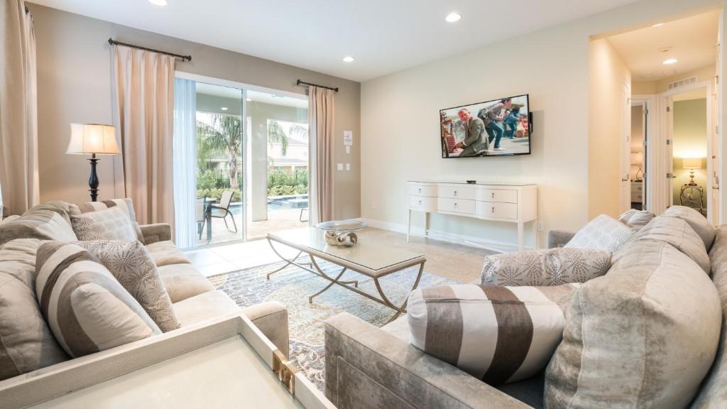 Ferienhaus Fremont II 7615W Ten-Bedroom House (USA Orlando ...