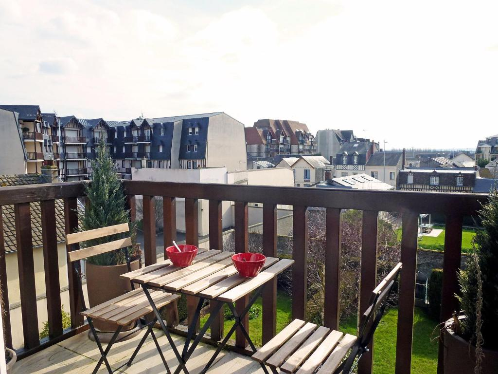 Location Appartement Deauville Trouville