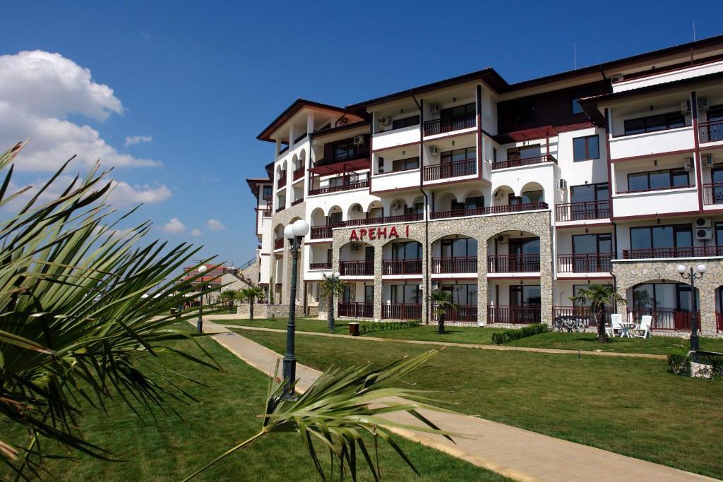 Апартамент Частен апартамент в комплекс Арена - Свети Влас