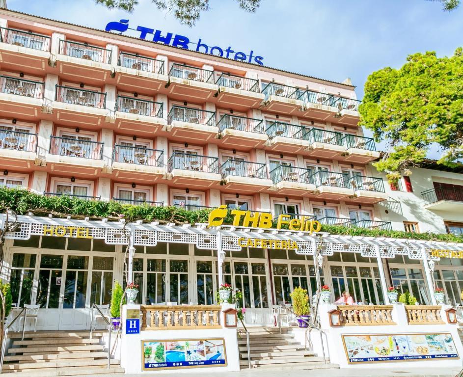 Porto Cristo Karte.Hotel Thb Felip Adults Only Spanien Porto Cristo Booking Com