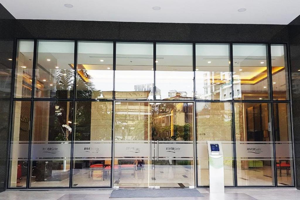 Modern Mabati Gate Design Singapore