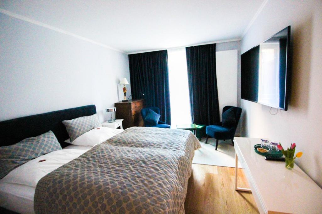 Das Kleine Hotel In Munchen Deutschland Munchen Booking Com