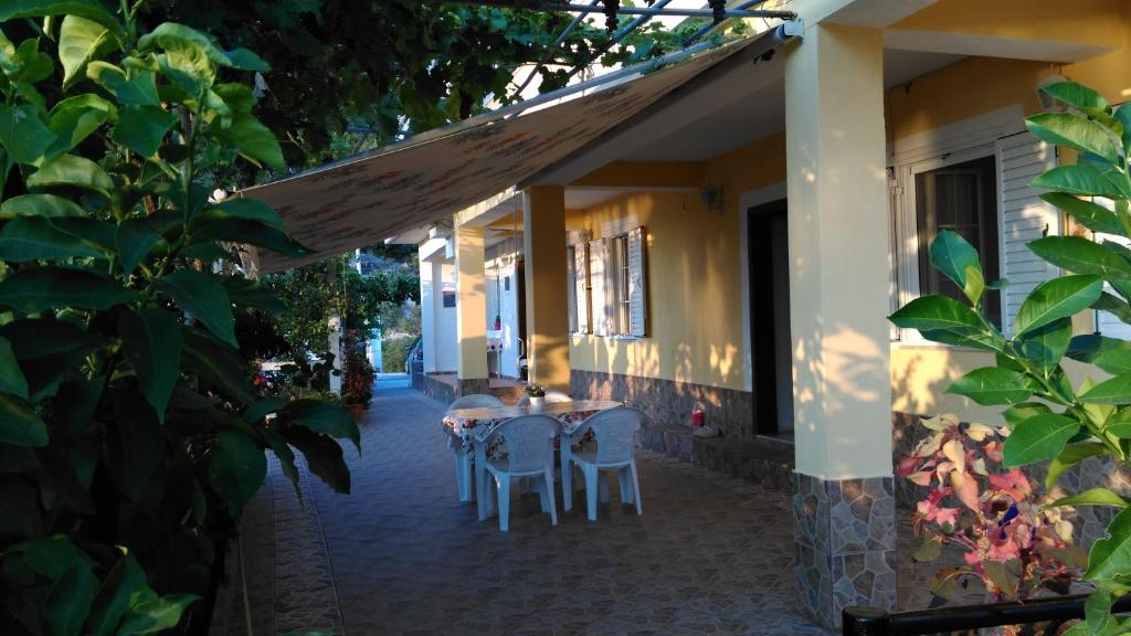Melina's House