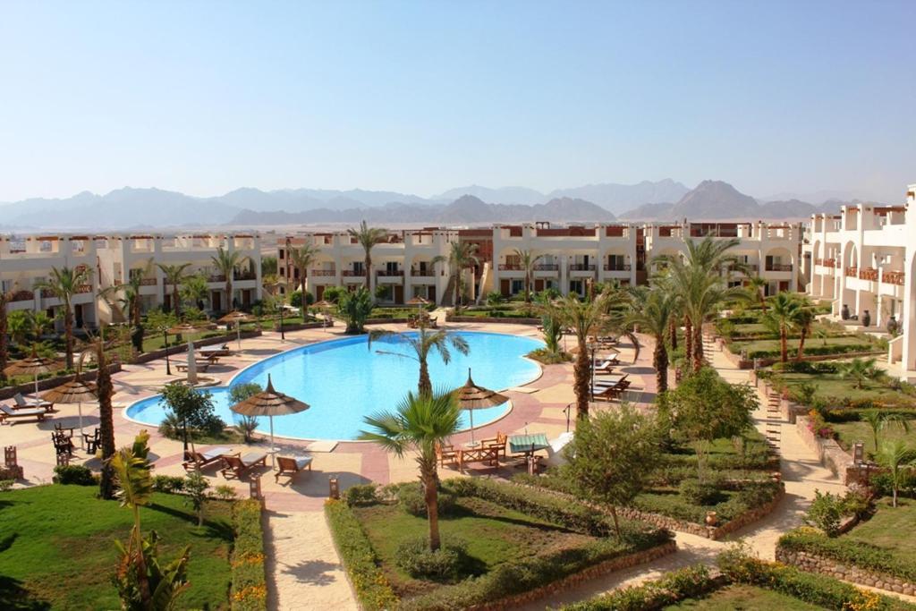 pool view sunny lakes resort, Sharm El Sheikh, Egypt