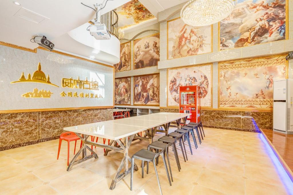 Rococo Home Party Villa, Xi'an – Updated 2018 Prices on art nouveau home design, gothic home design, art deco home design, colonial revival home design, edwardian home design,