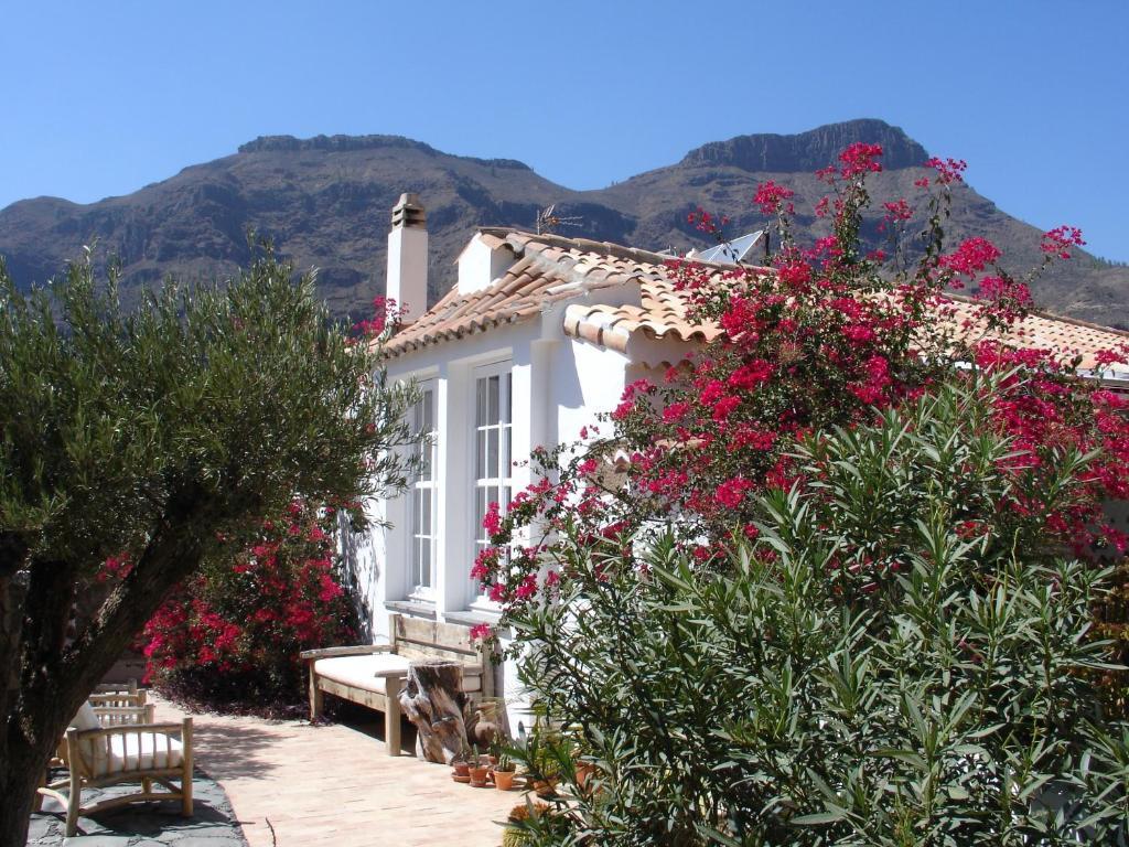 Casa Rural Palomar Adults Only Fataga Spain Booking Com