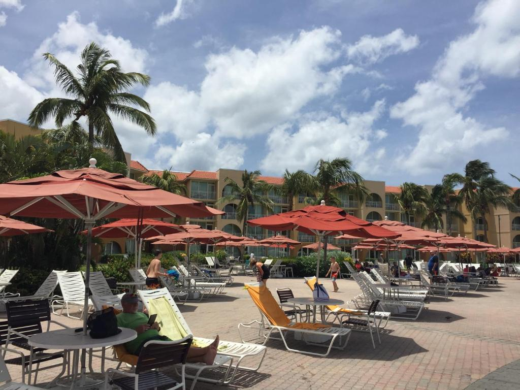 La Cabana Beach Resort And Casino Oranjestad Aruba Dutch