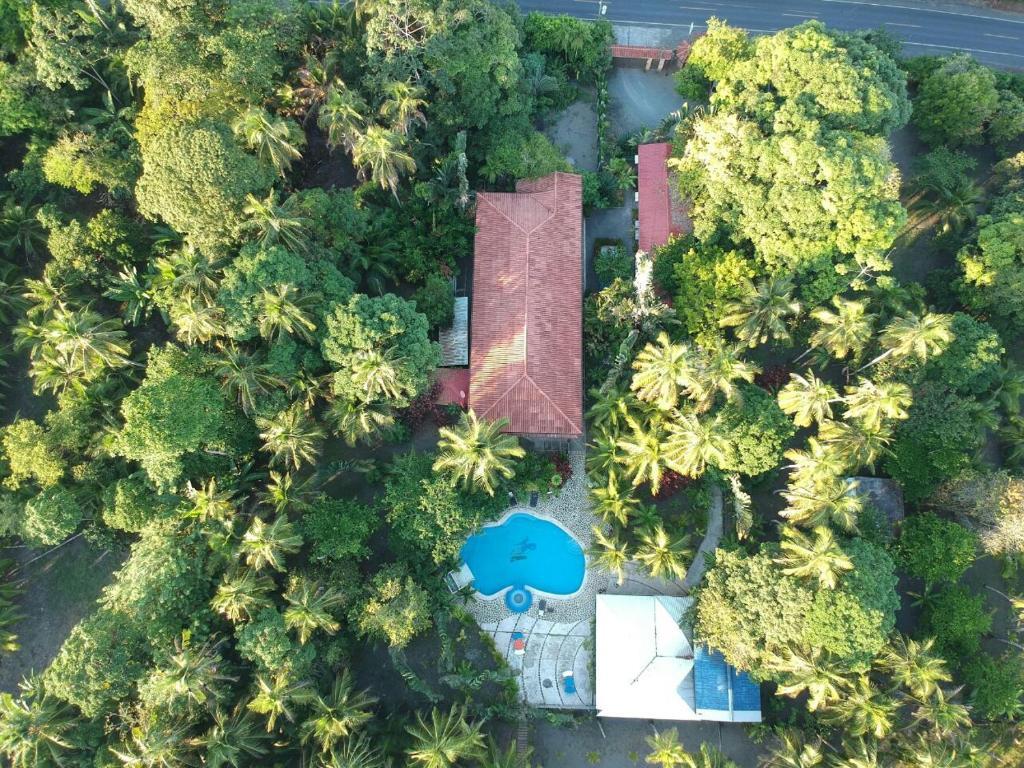 A bird's-eye view of Hotel Playa Westfalia