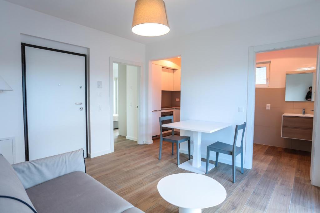 Modern apartment in Lugano (Schweiz Lugano) - Booking.com