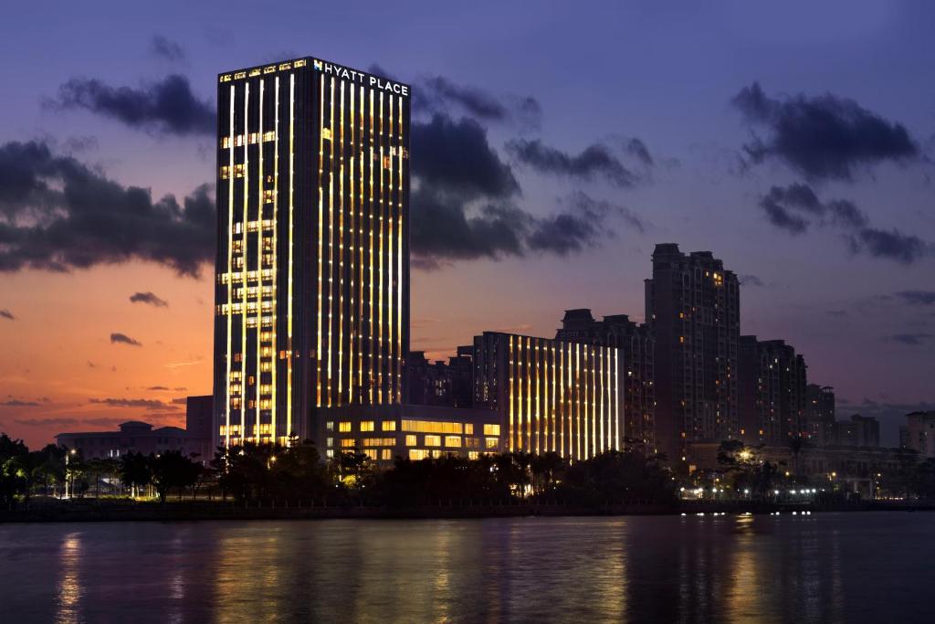 ハイアット プレイス ヂューハイ ジンシー(Hyatt Place Zhuhai Jinshi)