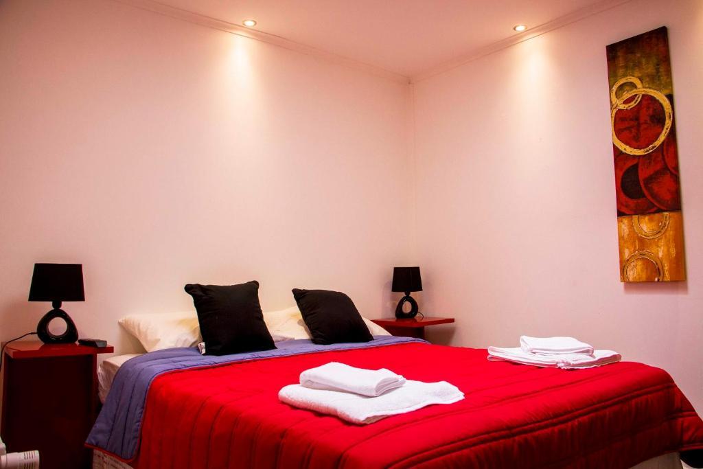 Apartment Mía loft, Puerto Natales, Chile - Booking.com