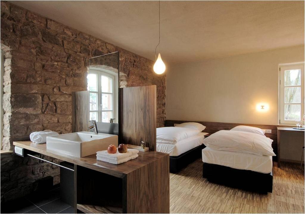Hotel Landgrafen Muhle Wallhalben Germany Booking Com