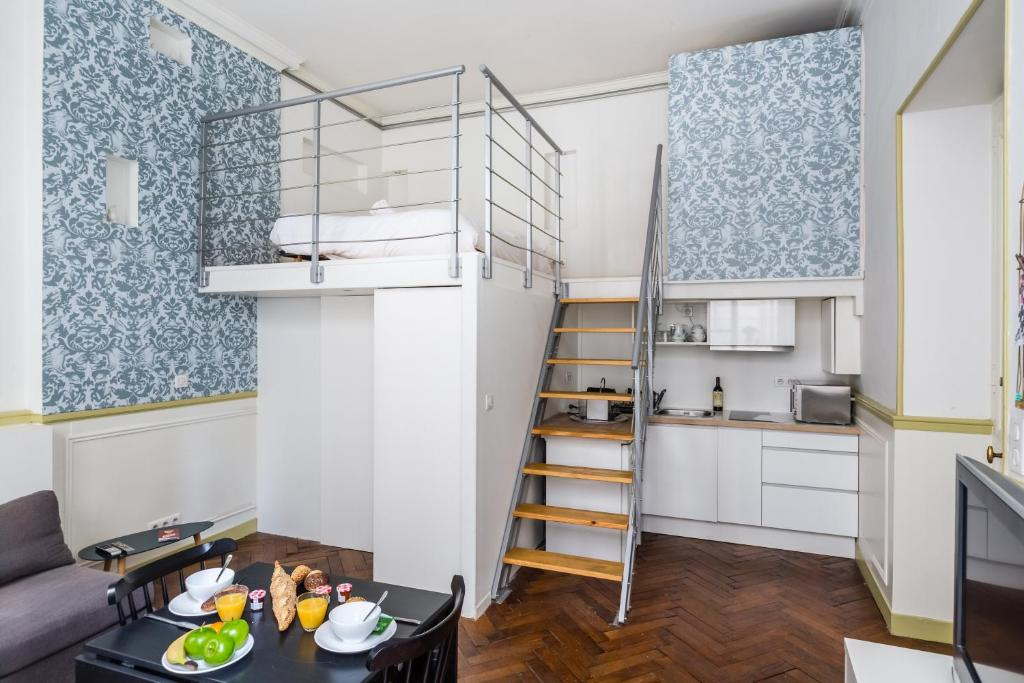 Apartment Cosy studio in the center, Bordeaux, France - Booking.com