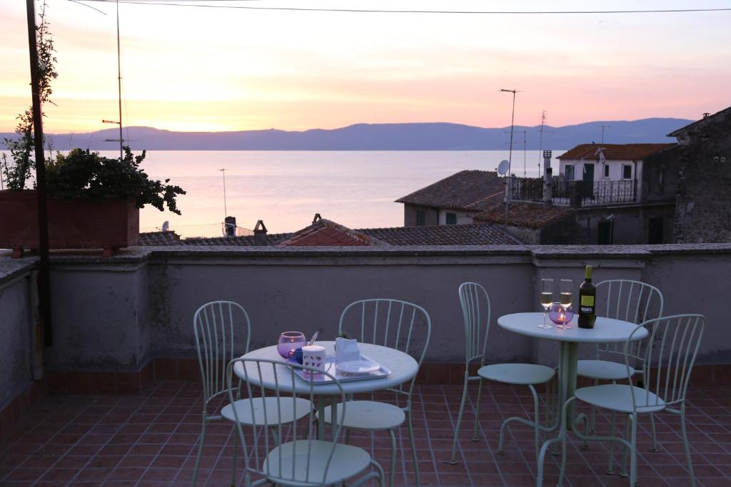 Bed & Breakfast La Dimora di Checchino (Italia Anguillara Sabazia ...