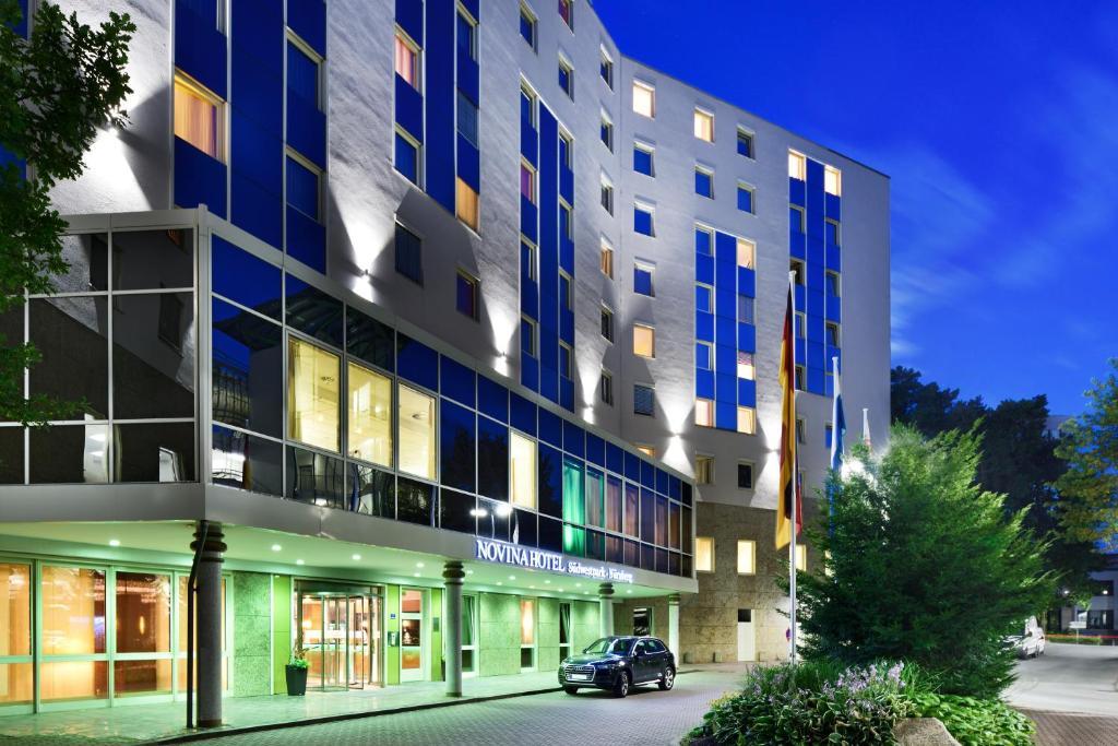 Novina hotel s dwestpark n rnberg germany for Nurnberg hotel
