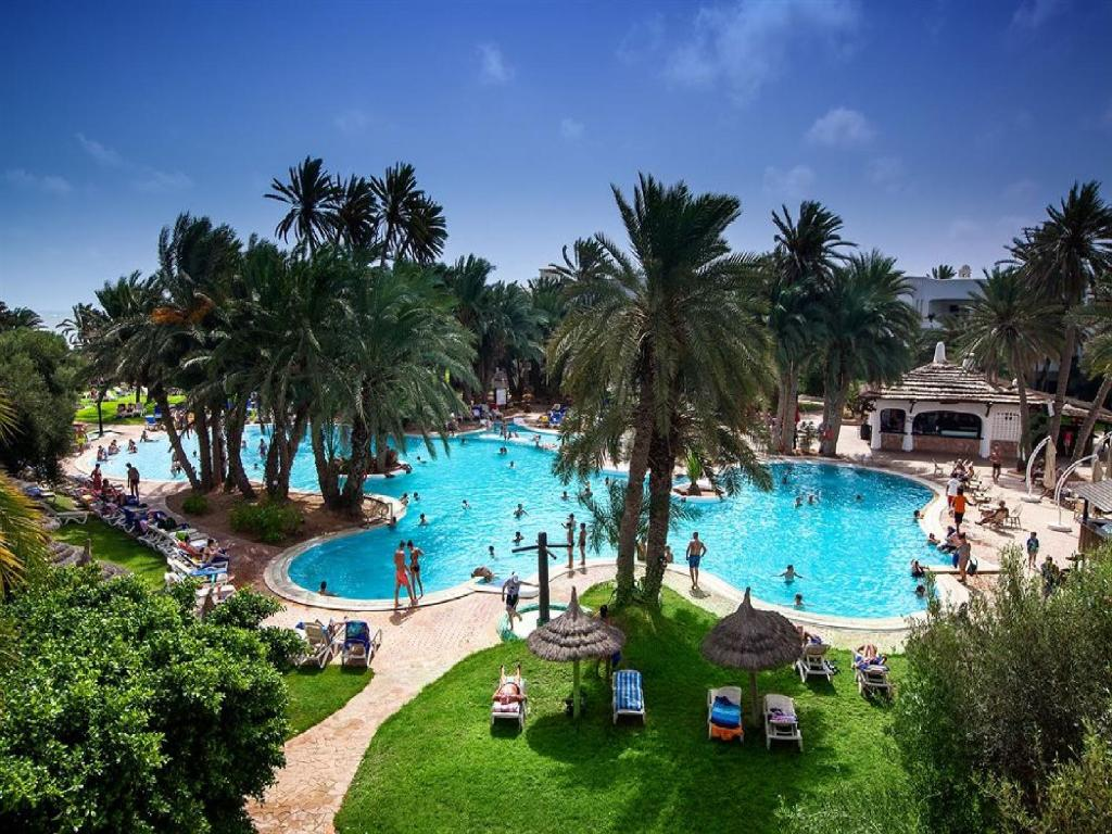 Odyssée resort and thalasso all inclusive zarzis u tarifs