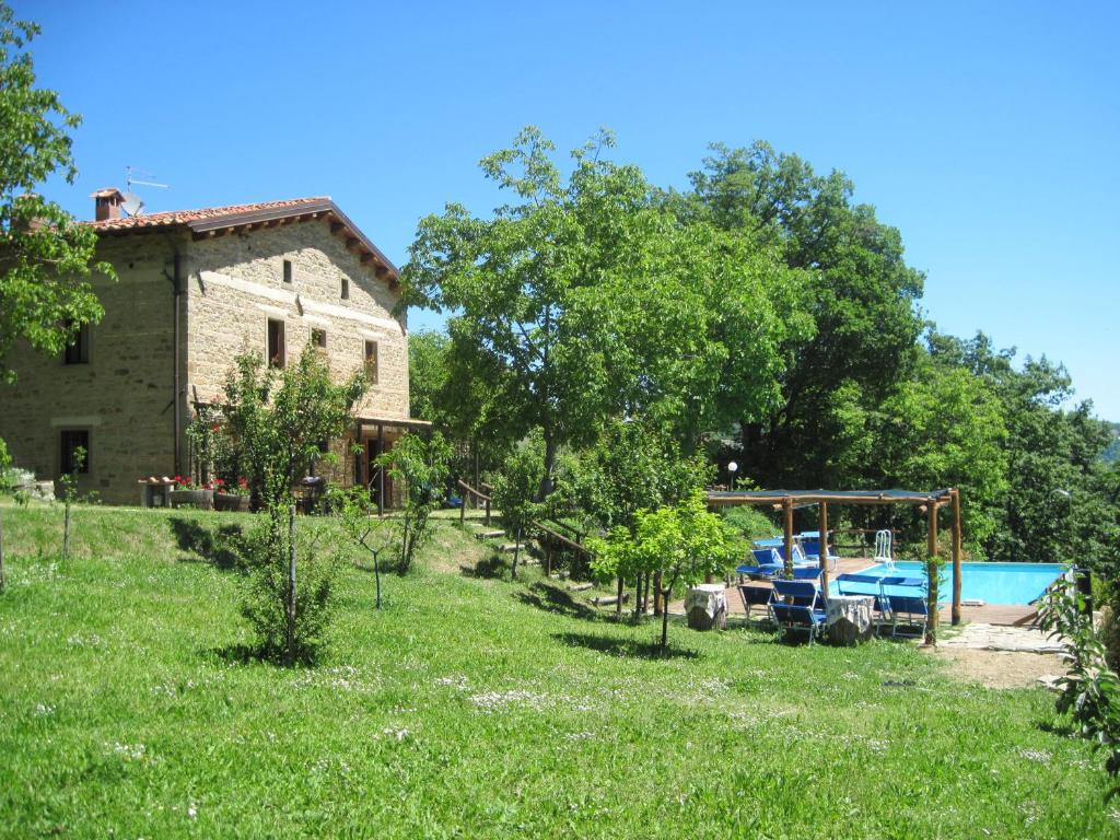 Vacation Home La Casella Spighi, Bagno di Romagna, Italy - Booking.com