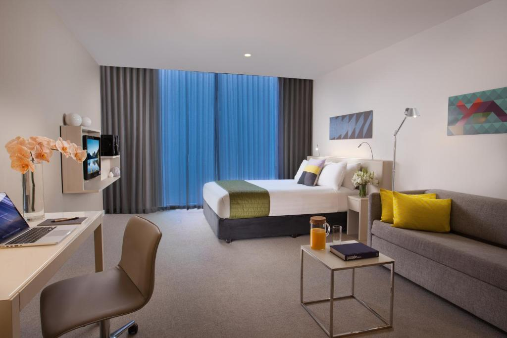 citadines on bourke melbourne melbourne precios. Black Bedroom Furniture Sets. Home Design Ideas