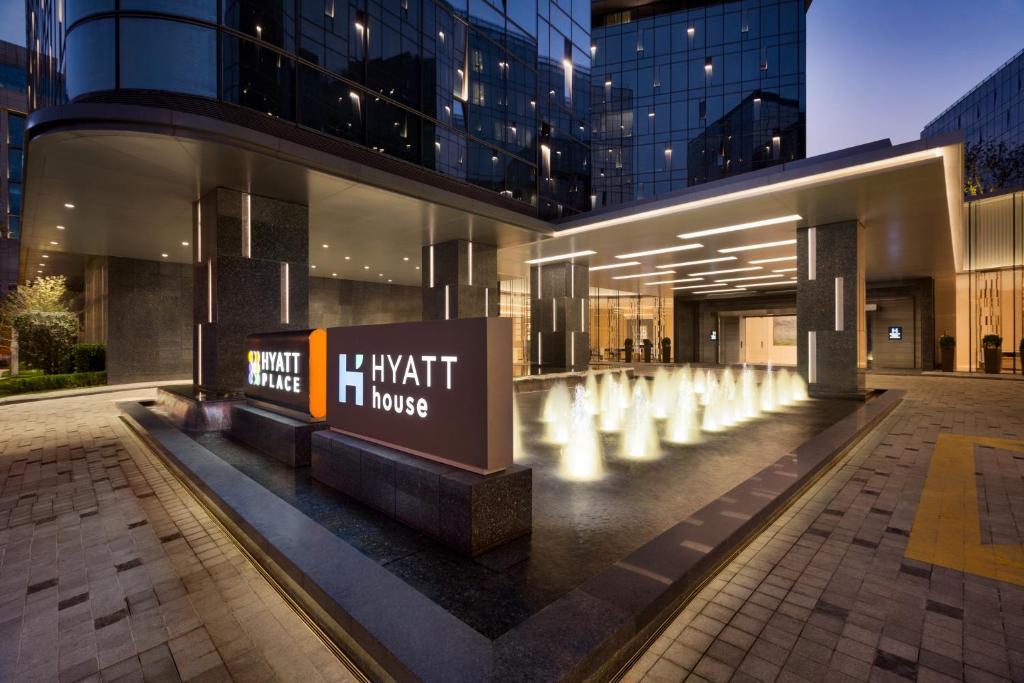 ハイアット ハウス上海虹橋 CBD(Hyatt House Shanghai Hongqiao CBD)