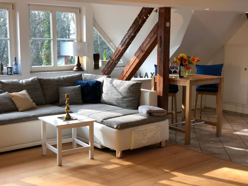 Apartment Leipziger Logis Germany Bookingcom