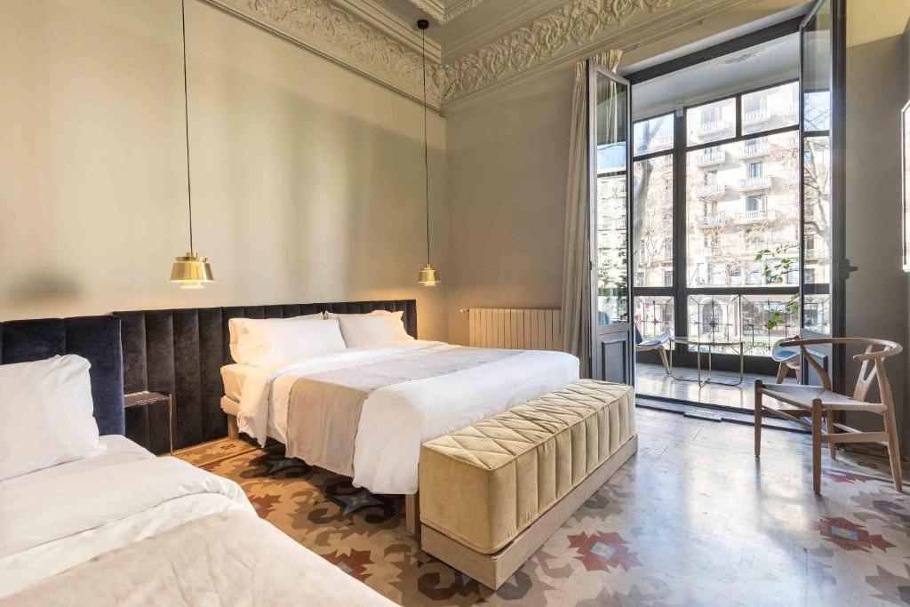 7ea2d3a7 BUHO Boutique Rooms, Barcelona – opdaterede priser for 2019