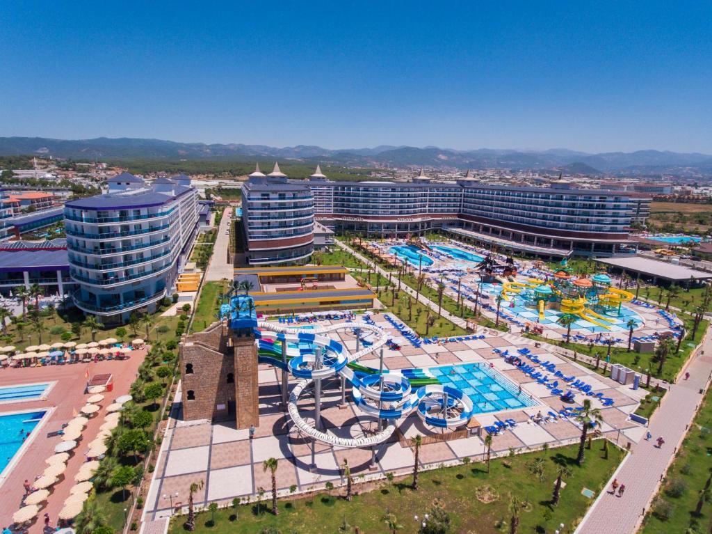 Турция! Прекрасный отель 5* на 1-й береговой, аквапарк, ультра все включено!