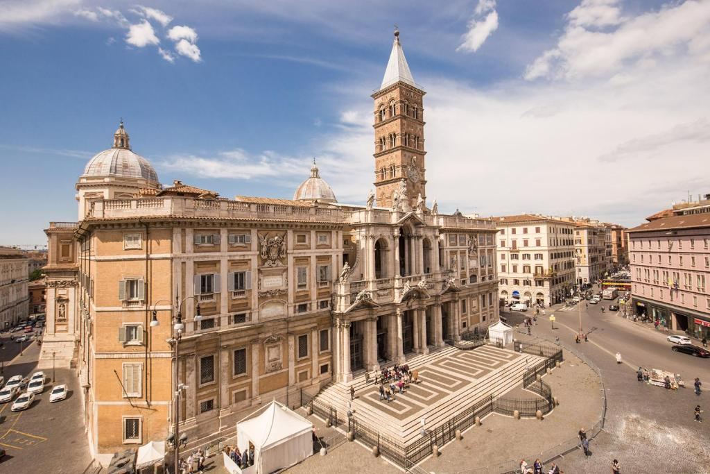 Hotel San Marco Roma Booking