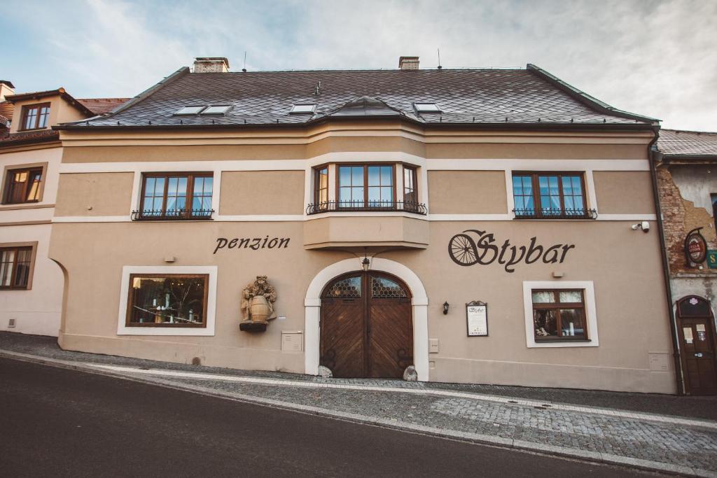 Stribro Tschechien penzion štybar tschechien stříbro booking com