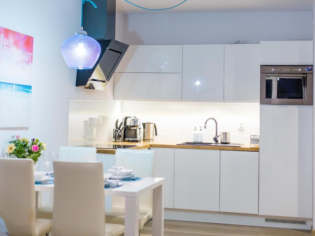Luxury Apartment Baltic Polanki Polen Kolobrzeg Booking Com