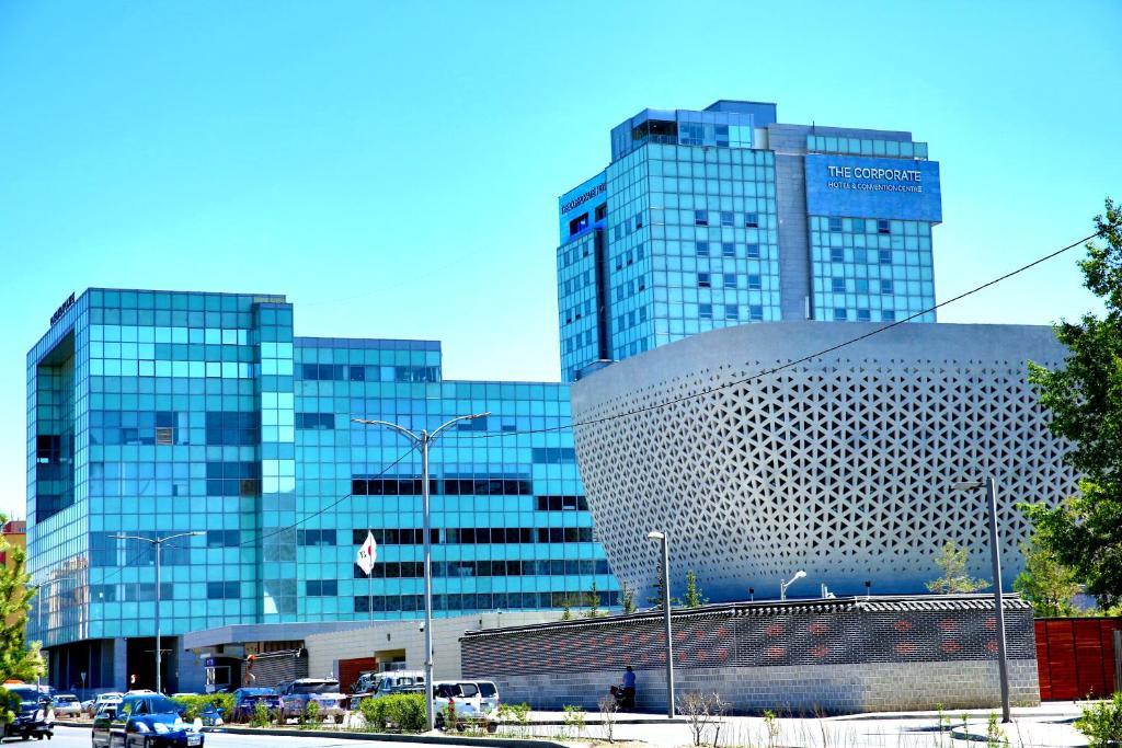 ザ コーポレート ホテル & コンベンション センター(The Corporate Hotel and Convention Centre)
