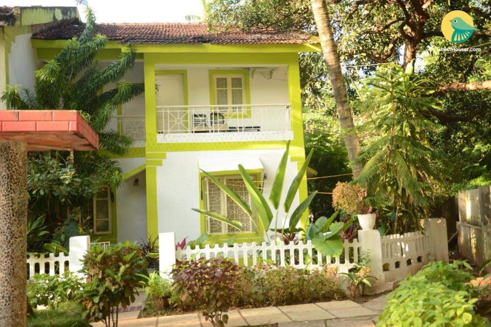 3-BR bungalow in Calangute, Goa, by GuestHouser 8953 (Indija Calangute) - Booking.com