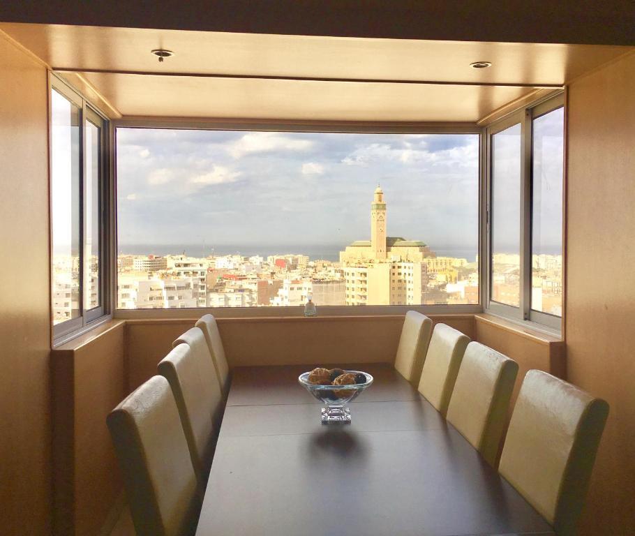 Appartement luxe annasee casablanca morocco booking com
