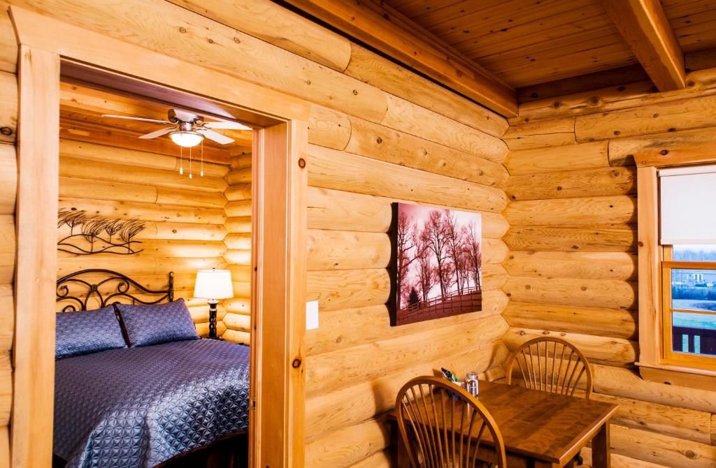 Village Scandinave Lodge Haute Aboujagane Canada Booking Com