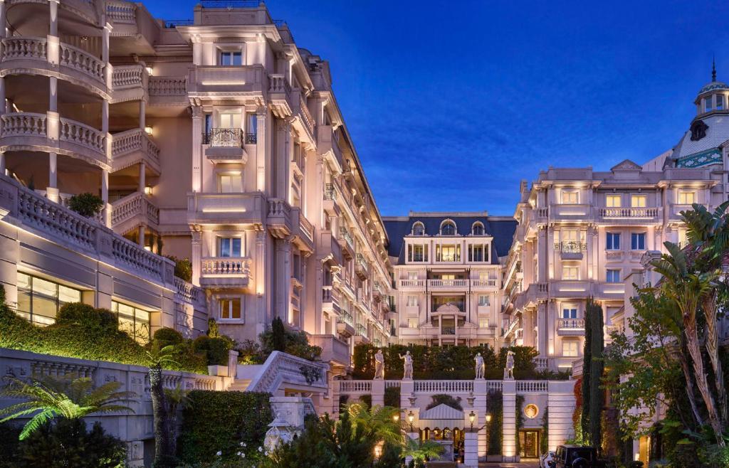 ホテル メトロポール モンテカルロ(Hotel Metropole Monte-Carlo)