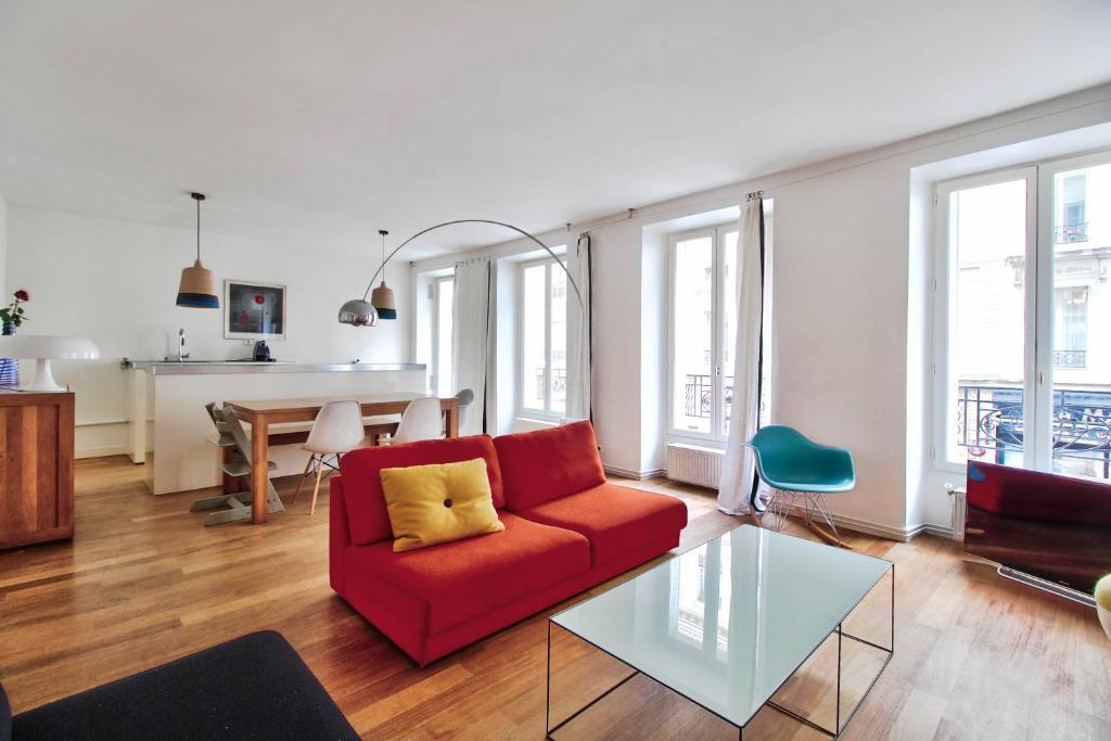 Apartments In Paris Ile De France
