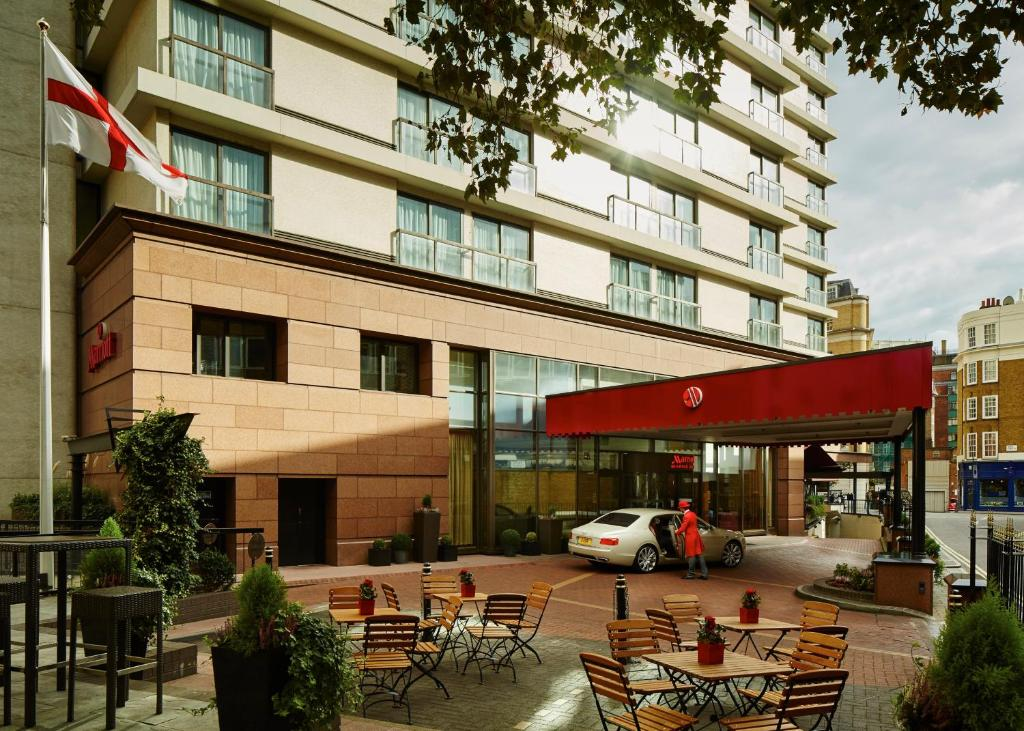 Marble Arch Inn (Hotel), London (UK) Deals - booking.com