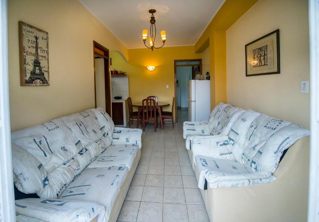 A bed or beds in a room at Apartamento de Rolan