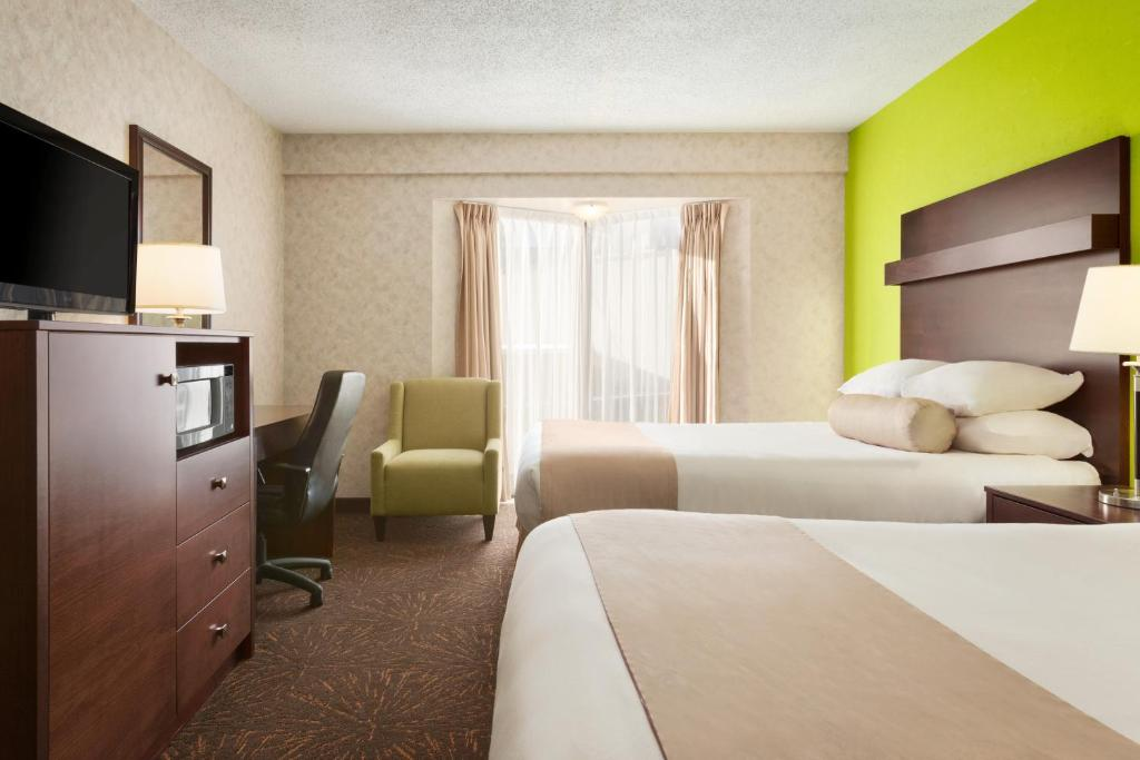 Gallery image of this property & Travelodge Lloydminster Canada - Booking.com