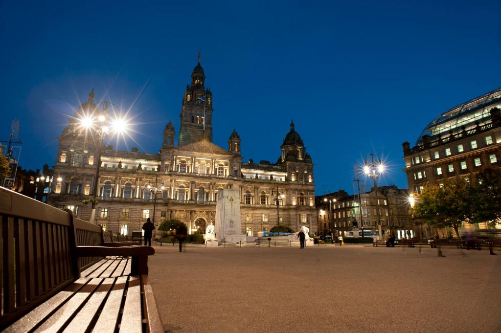 George Square City Centre Apartment Glasgow Updated