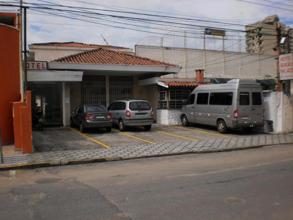 Hotel Barão Palace, Taubaté, Brazil - Booking com