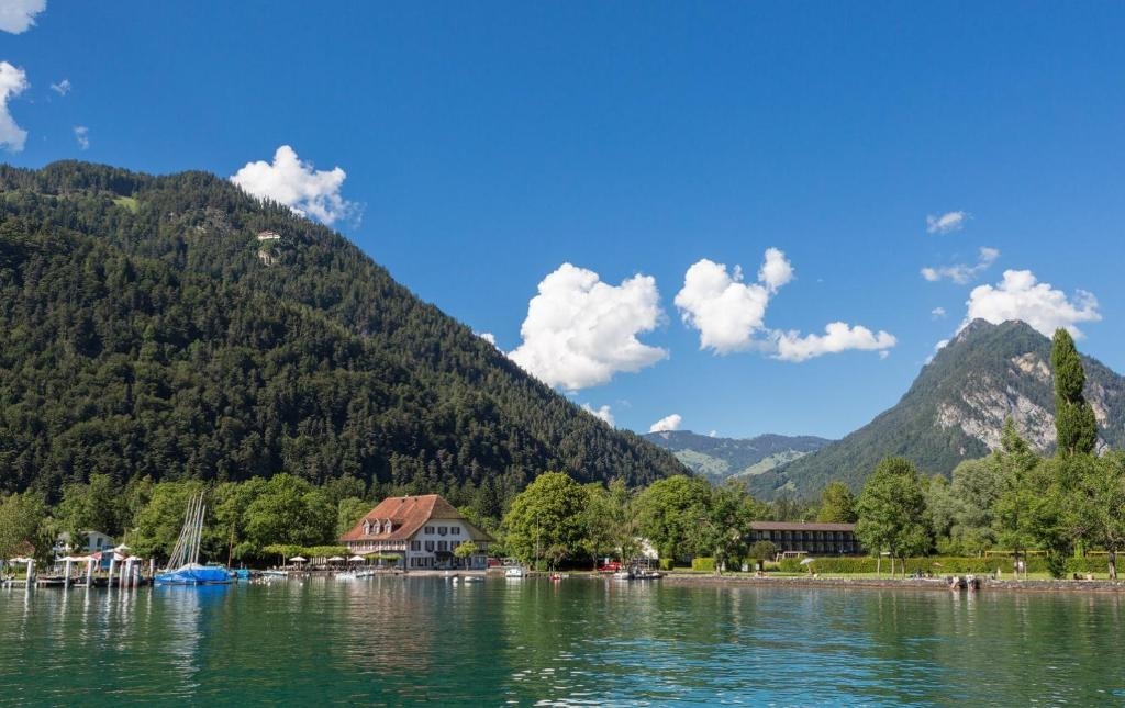 Neuhaus Strandhotel Interlaken Switzerland Booking Com