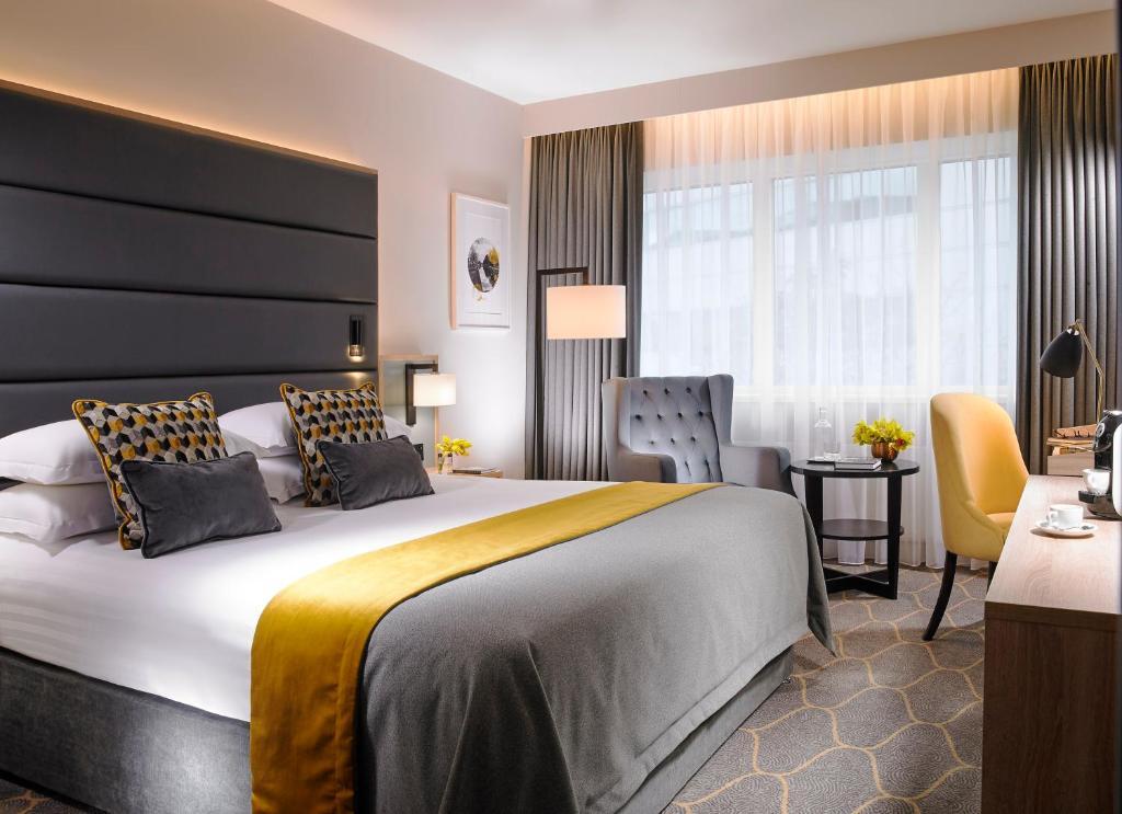 hoteles romanticos dublin