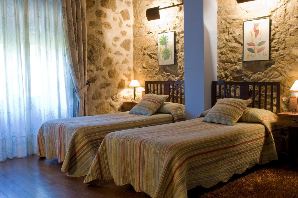 boutique hotels extremadura  255