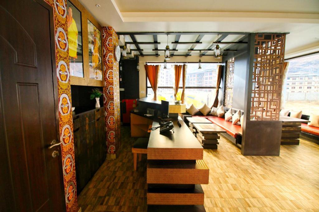 Luxury Hotels in Bhutan, Jigme Suites Thimphu