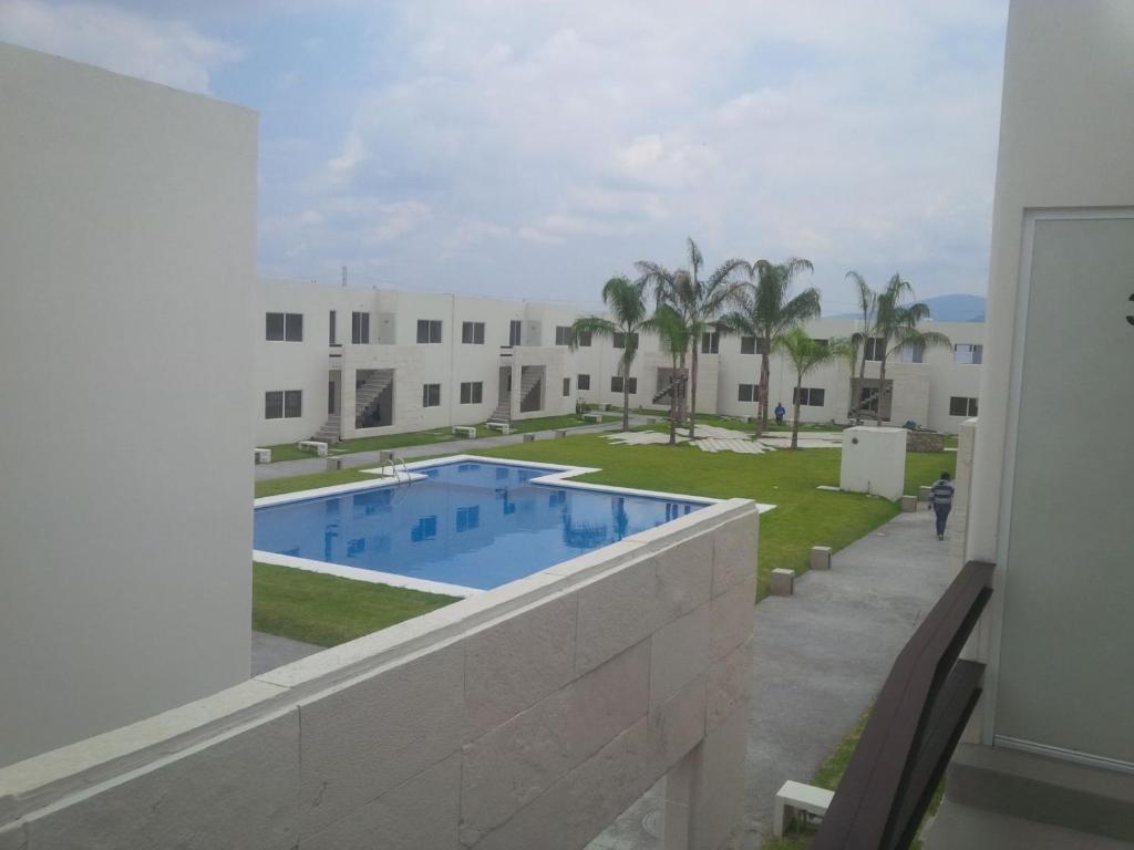 Apartments In Casasano Morelos