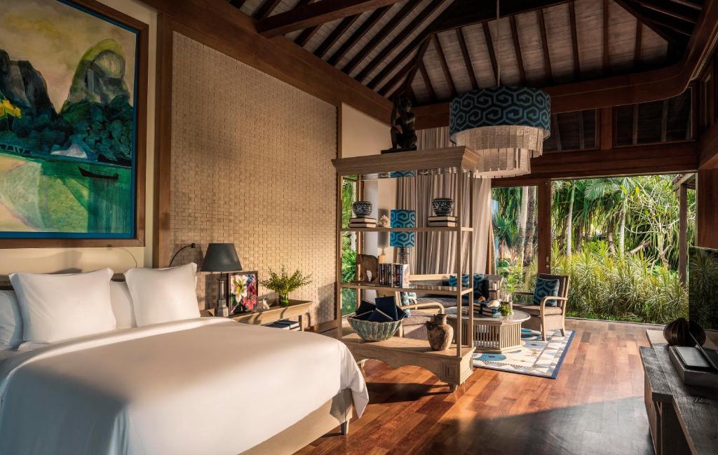 Four Seasons Resort Langkawi (Malaysia Tanjung Rhu ) - Booking.com
